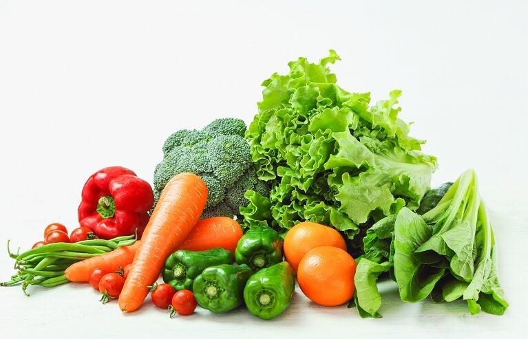 抗酸化作用を持った食材でサビとなる酸化防止