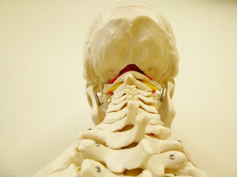 脊髄からくるしびれ